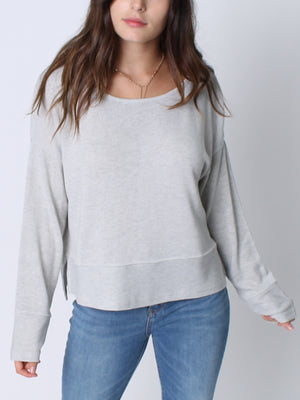 HEATHER LIGHT GREY