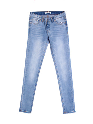 710 Super Skinny Fit Atomic Jeans (Girls 7-14)