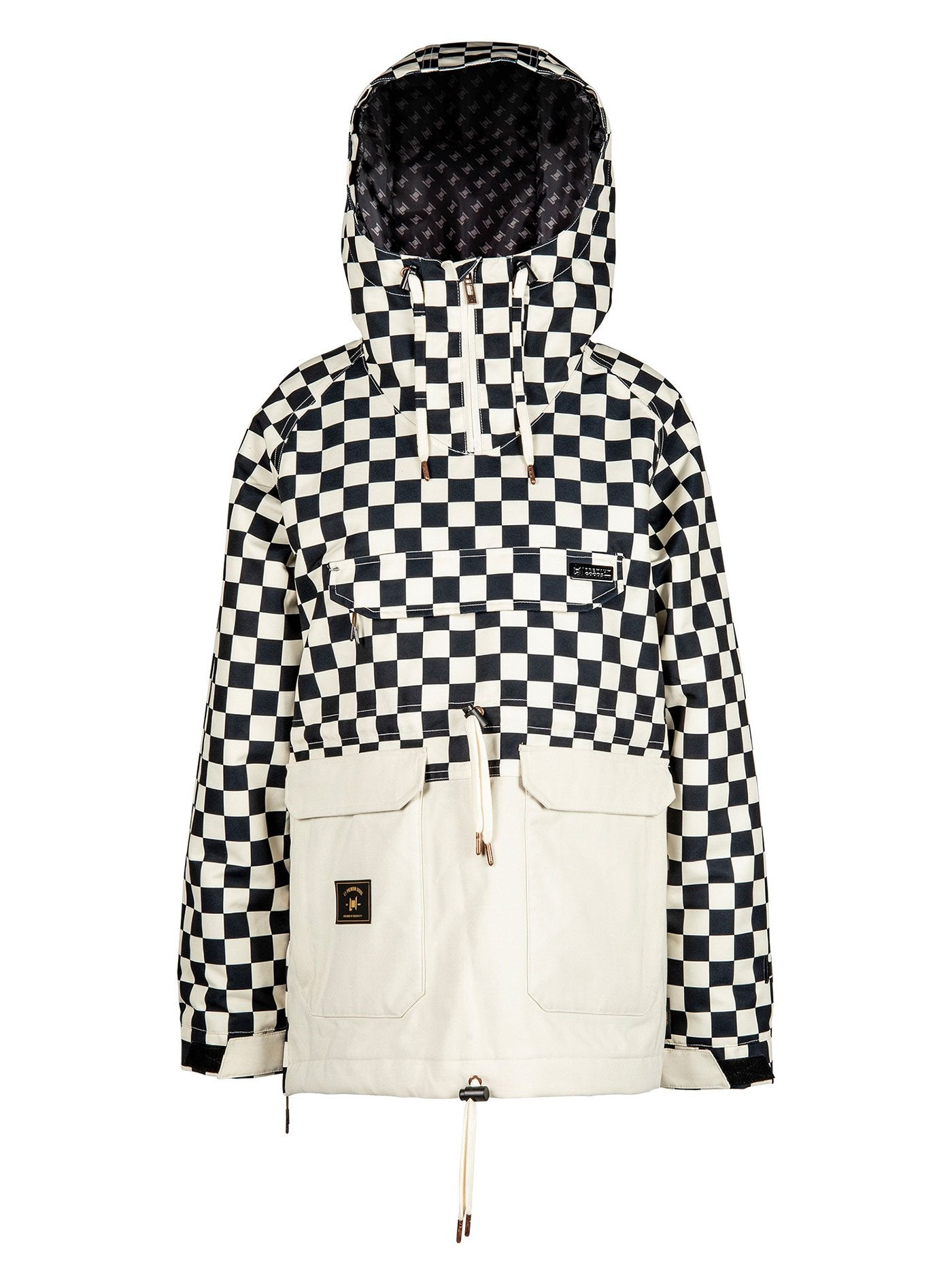 CHECKER/BONE