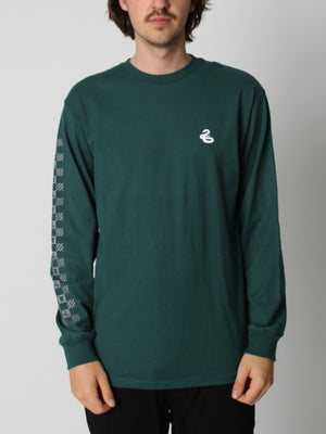 Slytherin Long Sleeve T-Shirt
