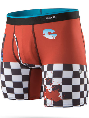 Liquid Swords Poly Blend Brief Boxer