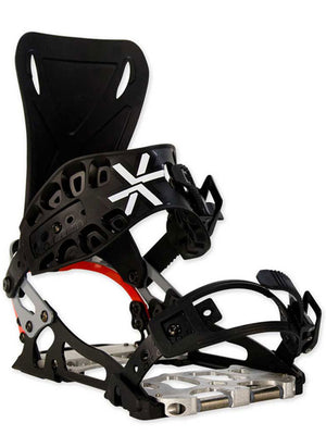 Prime Nomad Bindings + Splitboard Interface (Splitboard)