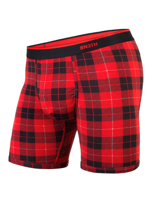 FIRESIDE PLAID RED (409)
