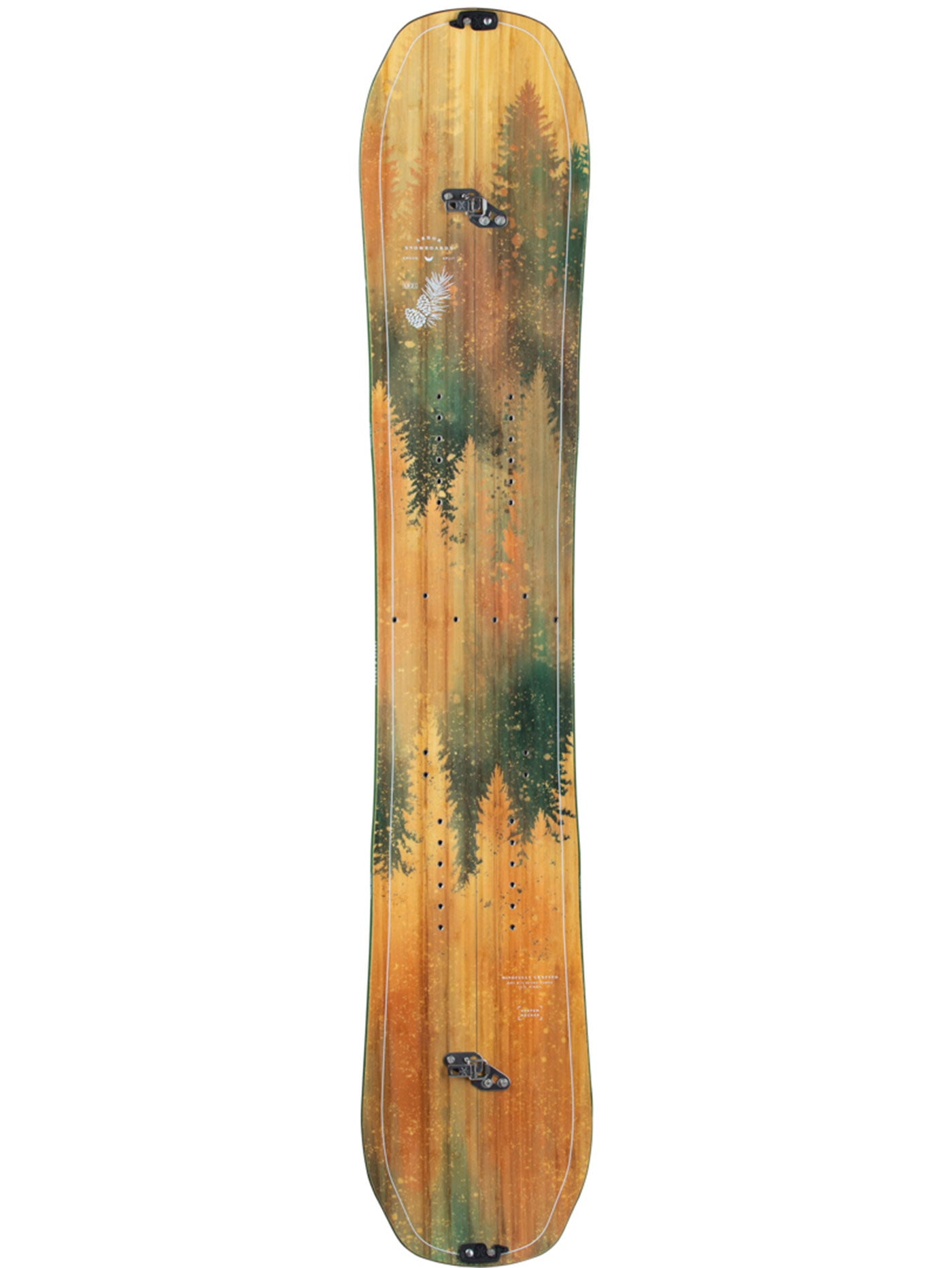 Swoon Rocker LTD Splitboards (Women)