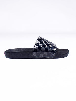 (CHECKERBOARD) BLK (5YC)