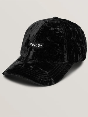 Just A Crush Velcro Hat