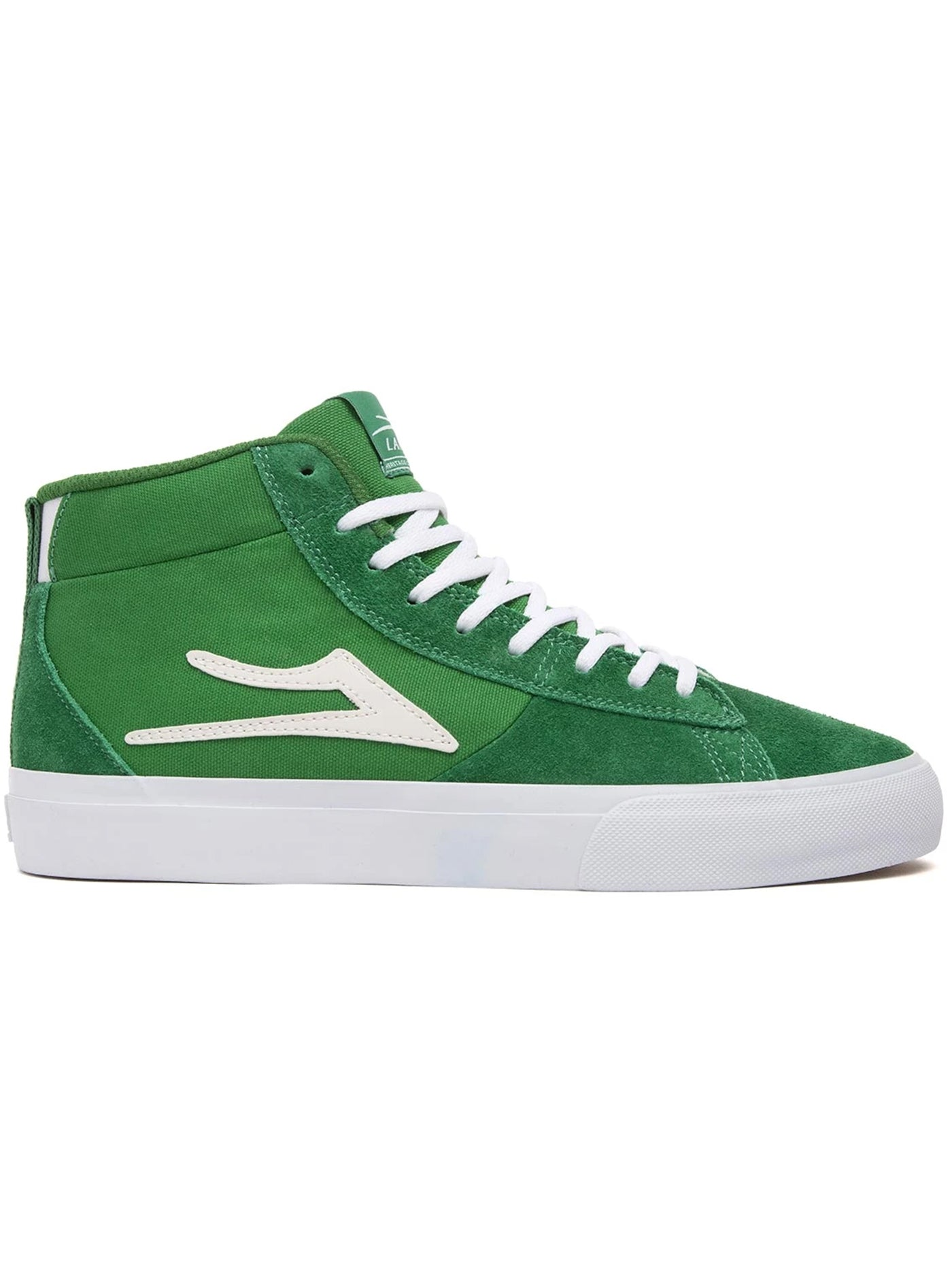 GREEN SUEDE (GRS)