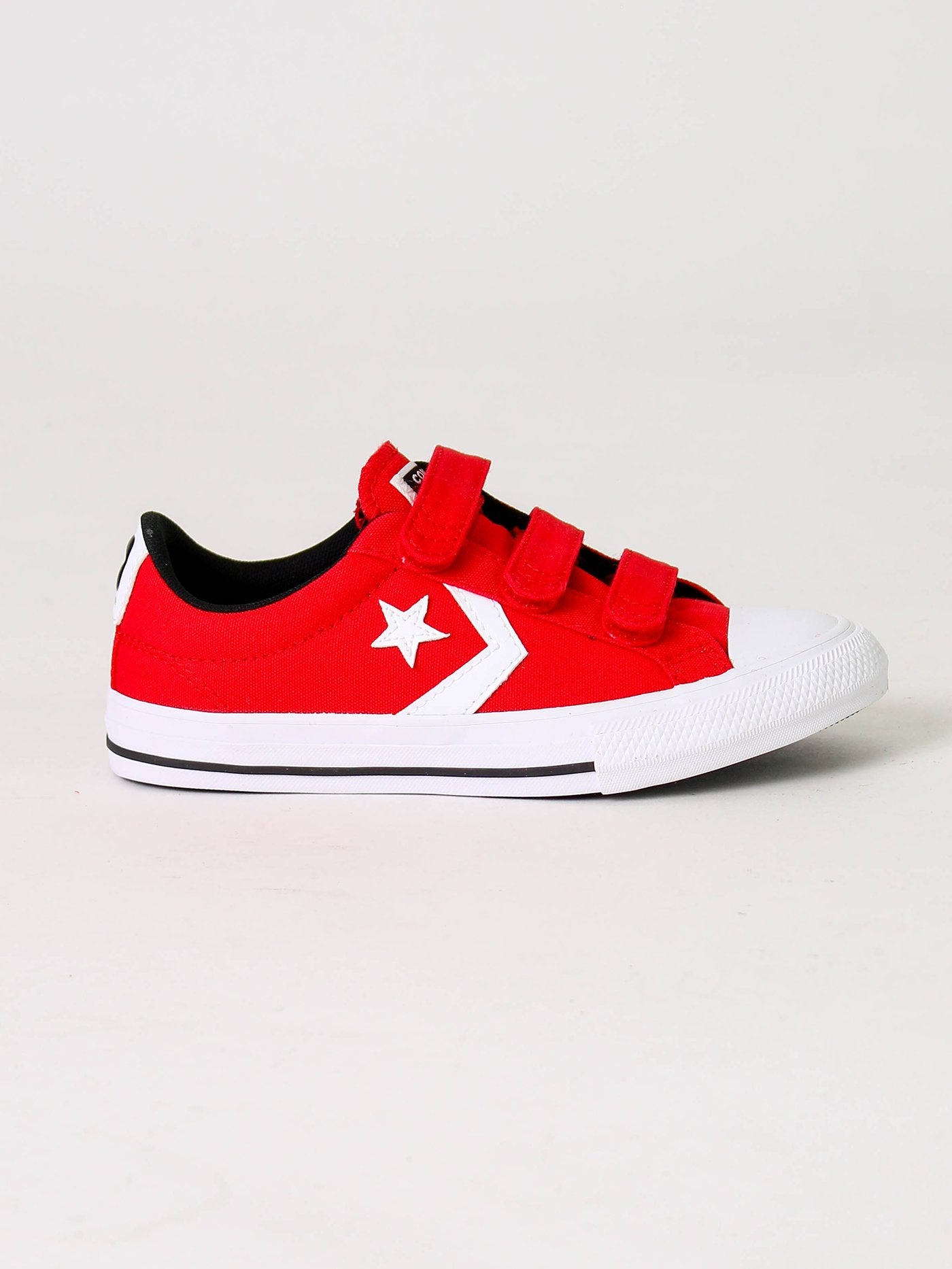 UNIVERSITY RED/BLACK/WHT