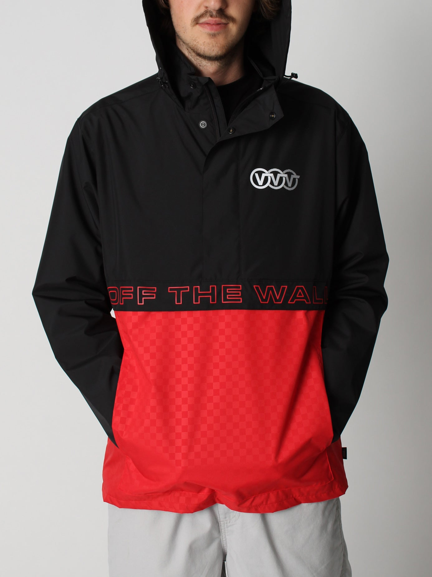 BLACK/RACING RED (BRR)