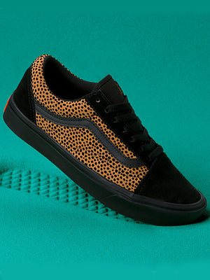 (TINY CHEETAH) BLK (VWS)