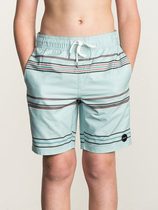 Shattered Elastic 16 Boardshorts (Boys 7-14)