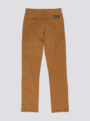 Howland Classic Slim Straight Fit Chino Pants (Boys 7-14)