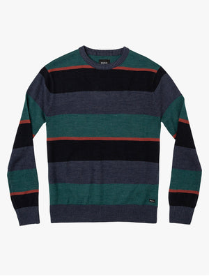 Kemper Stripe Sweater (Boys 7-14)
