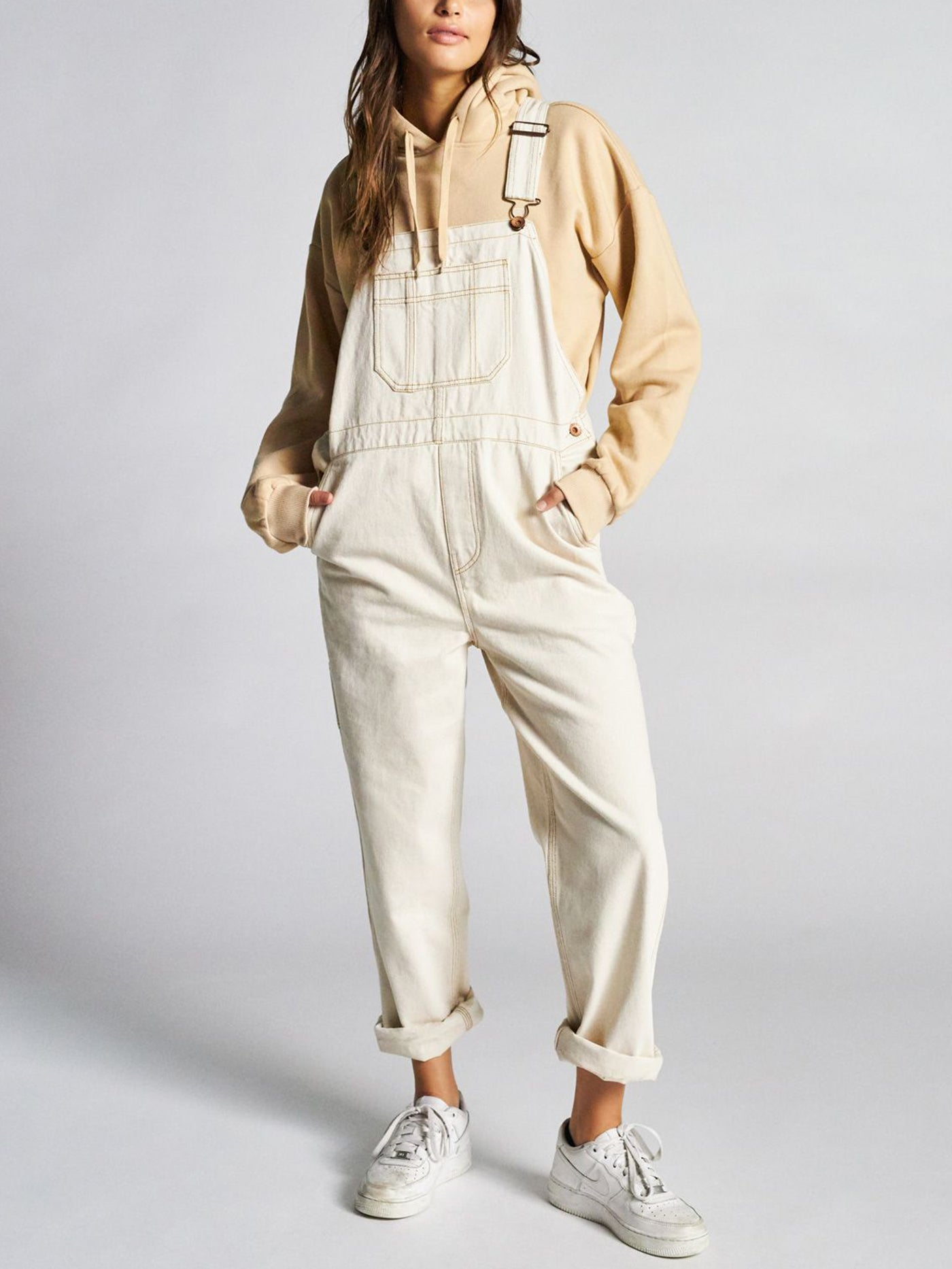 Christina Relaxed Fit Overall
