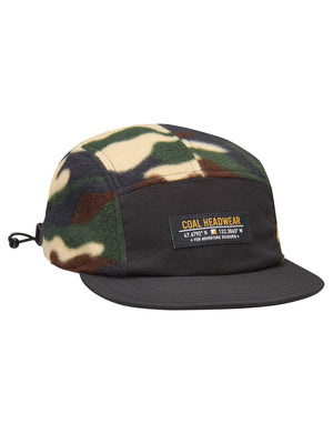 The Bridger 5 Panel Hat