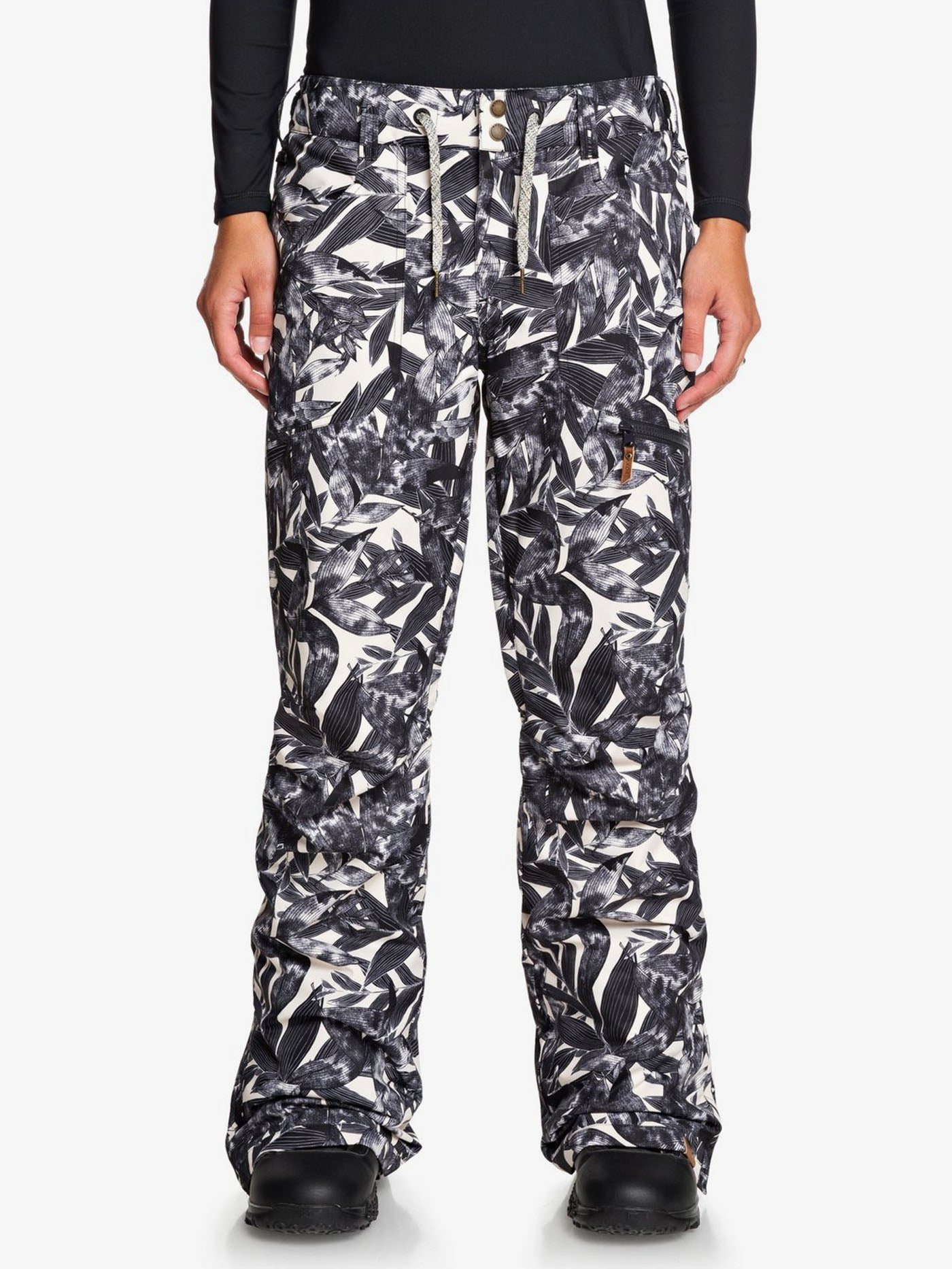 Nadia Printed Pants (Women)