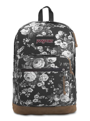 BLK ANTIQUE FLORAL (7E4)