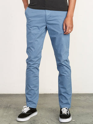 Daggers Slim Straight Fit Chino Pants