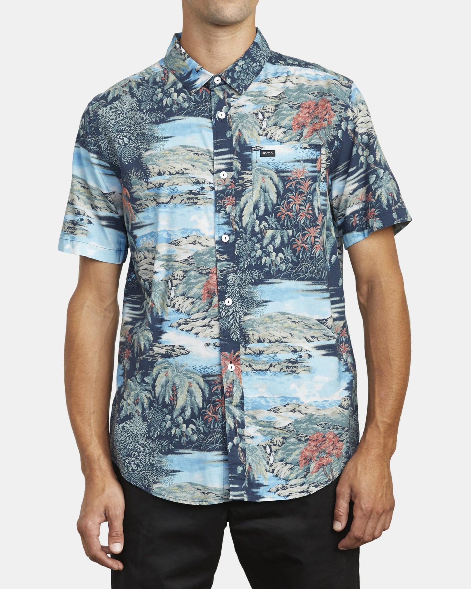 Paradiso Short Sleeve Buttondown Shirt