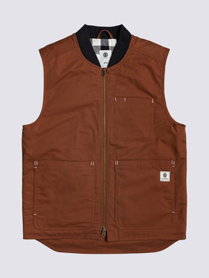 Craftman Sleeveless Jacket