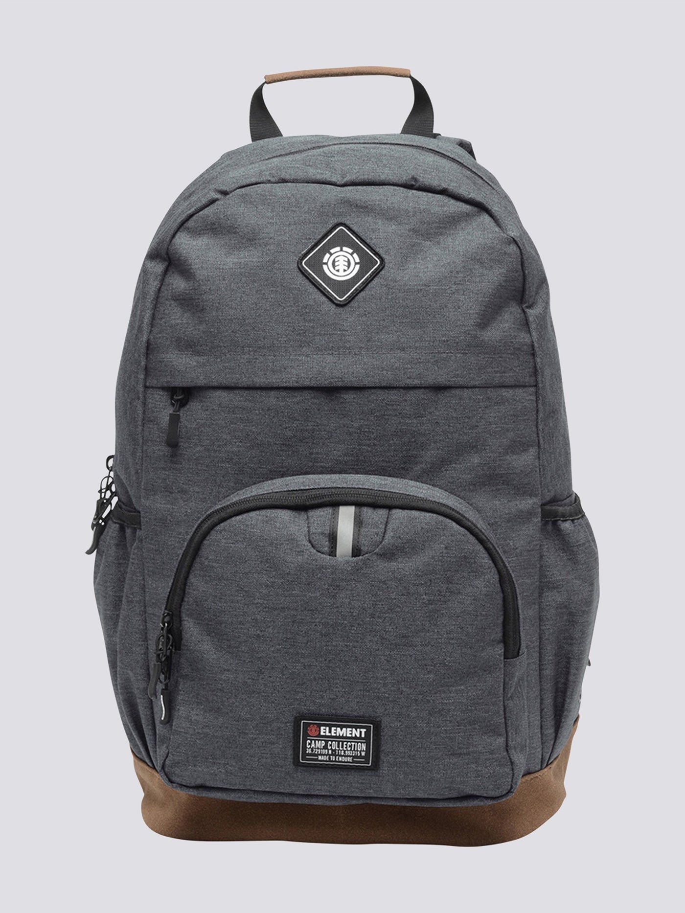 Regent Grey Heather Backpack