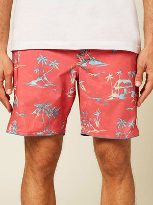 "Noise Volley 17"" Boardshort"