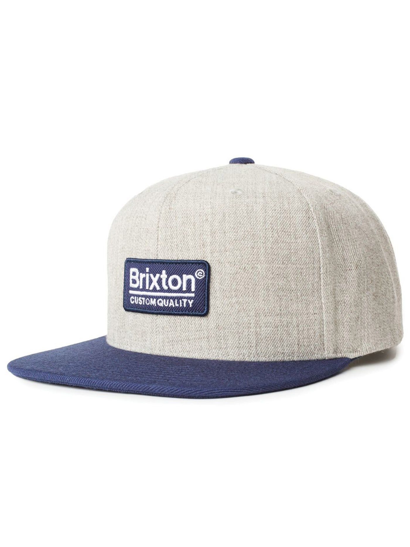 HEATHER GREY/WASHED NAVY