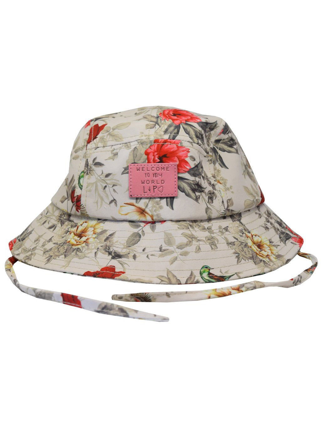Sidney Bucket Hat (Toddlers)