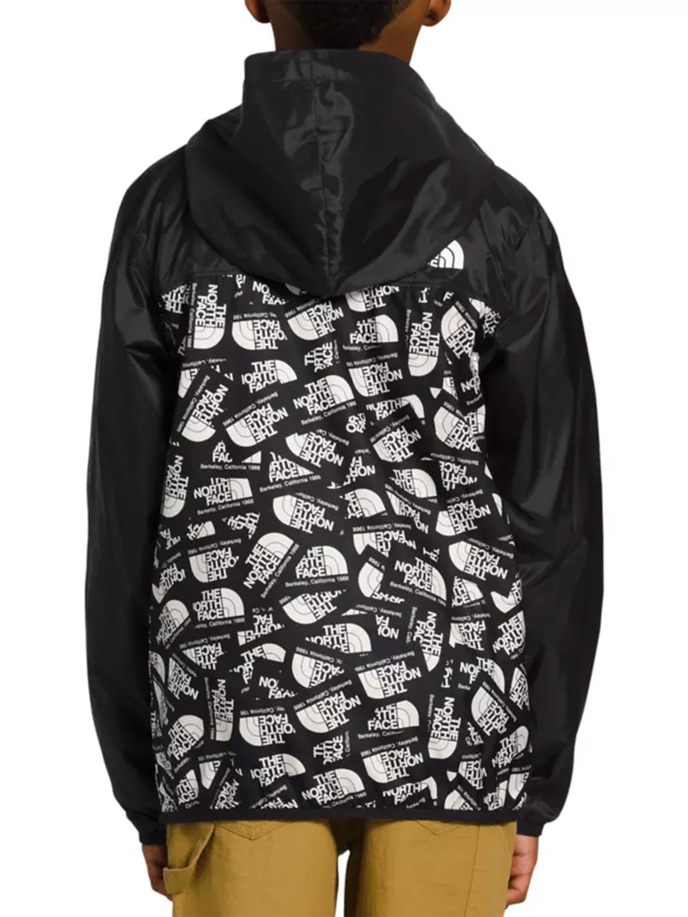 TNF BLK LABEL TOSS (LR5)