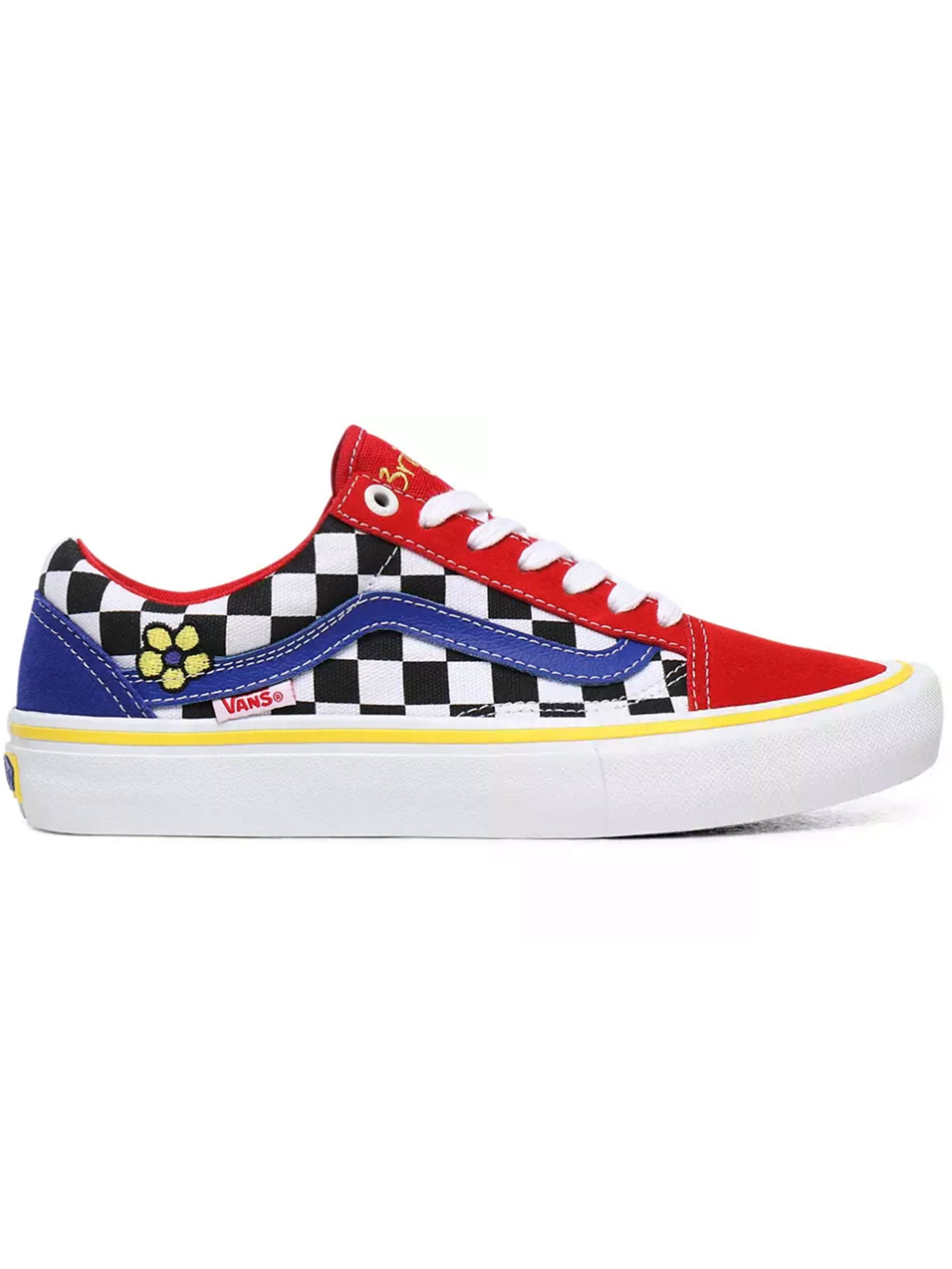RED/CHECKER/BLUE (W89)