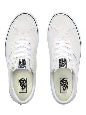 (SUEDE) WHITE (XNH)