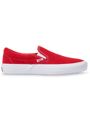 (SUEDE) RED/WHITE (AJL)