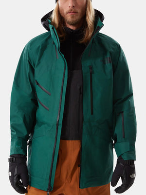 EVERGREEN/TNF BLACK (S9W)
