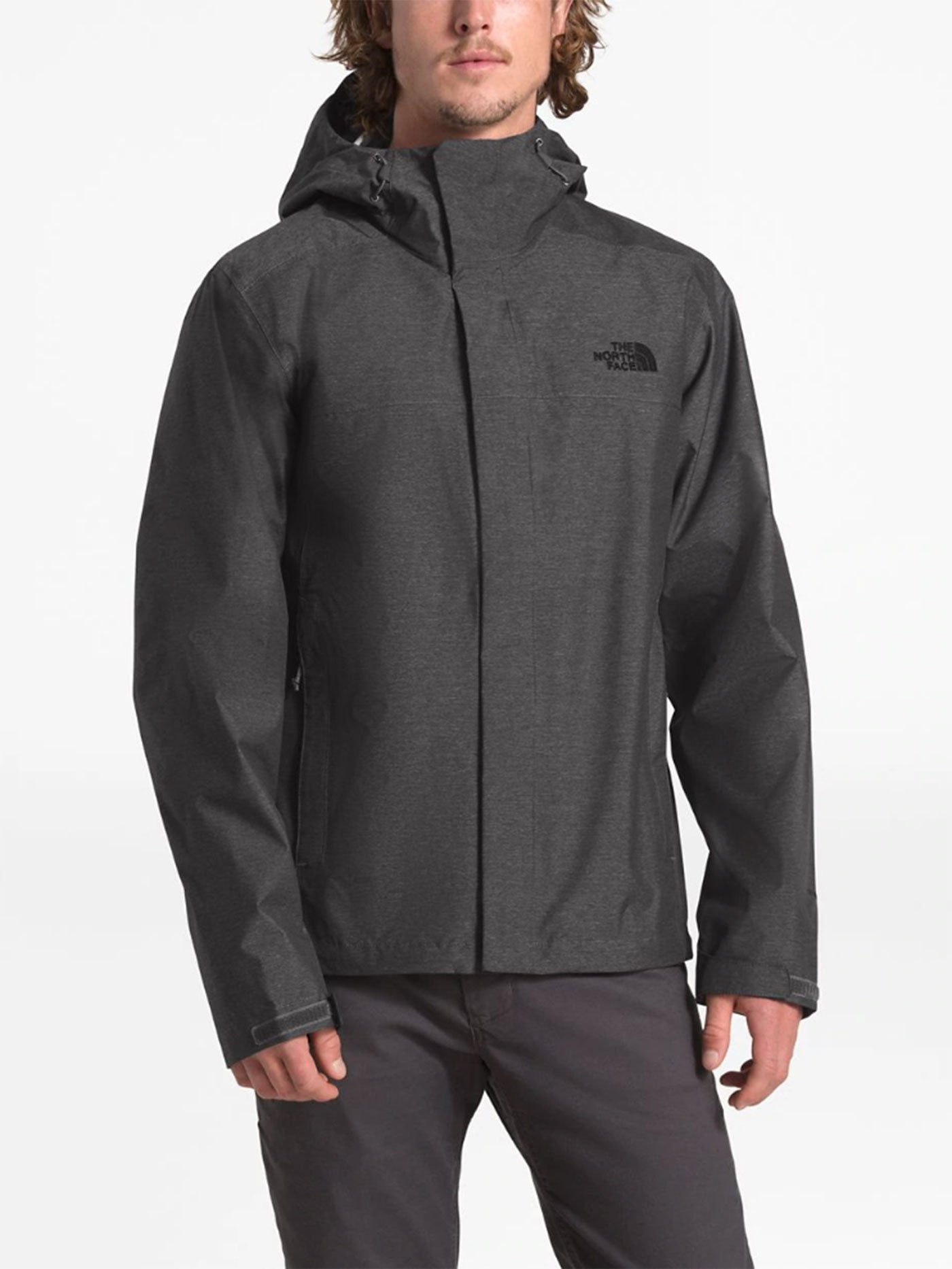 TNF DARK GREY HTR (DYZ)