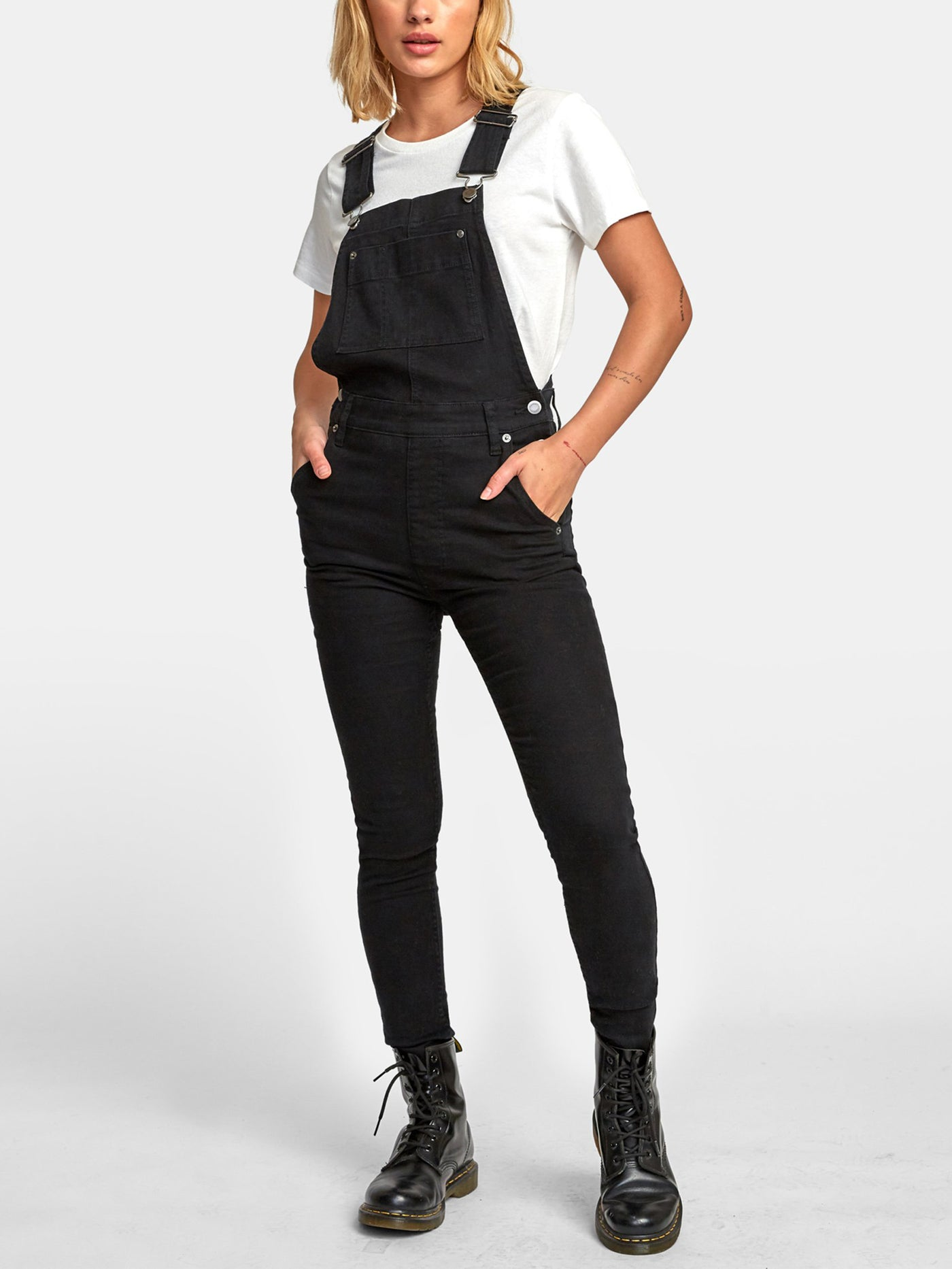 Foss Skinny Ankle Fit Overall