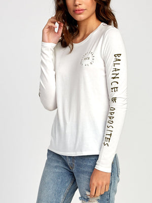 Hortonsphere Long Sleeves T-Shirt (Women)