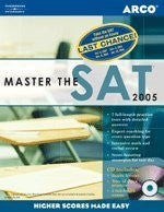 Master the SAT, 2005/e w/CD-ROM (Master the Sat (Book & CD Rom))