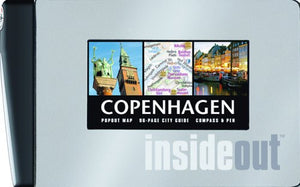 Insideout Copenhagen with Other and Pens/Pencils and Map (Insideout City Guide: Copenhagen)