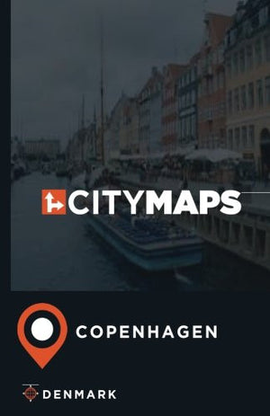 City Maps Copenhagen Denmark