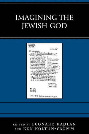 Imagining the Jewish God (Graven Images)