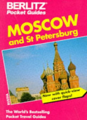 Berlitz Pocket Guides: Moscow and St. Petersburg
