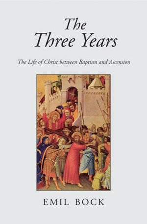 The Three Years: The Life of Christ between Baptism and Ascension