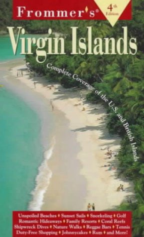 Frommer's Virgin Islands (Frommer's Complete Guides)