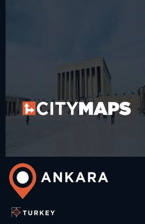 City Maps Ankara Turkey
