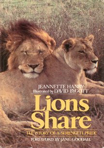 Lions share: The story of a Serengeti pride