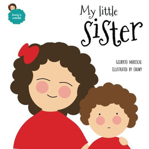 My little sister (Lucy´s world) (Volume 3)