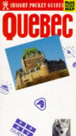 Insight Pocket Guide Quebec