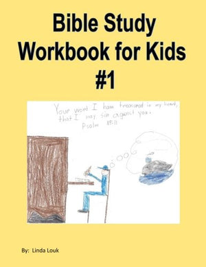 Bible Study Workbook for Kids #1