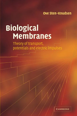 Biological Membranes: Theory of Transport, Potentials and Electric Impulses