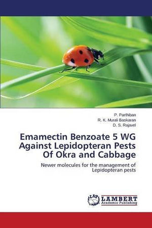 Emamectin Benzoate 5 WG Against Lepidopteran Pests Of Okra and Cabbage
